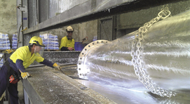 Omega Factory for Luminaires, Poles & Galvanizing - Omega